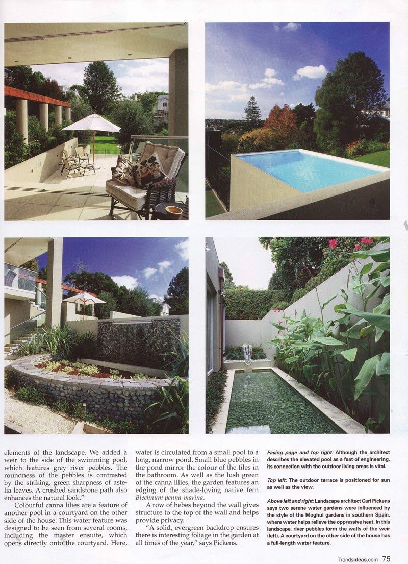 Trends Magazine 2005